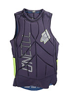 ONEILL WETSUITS Gooru Tech Comp Vest indica/lime