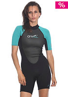 ONEILL WETSUITS Kids/Girls Reactor Spring black/lagoon