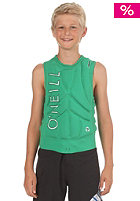 ONEILL WETSUITS Kids RG8 Pullover Comp Vest clean green/black