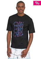 ONEILL WETSUITS Logo Skins S/S Tee black/out