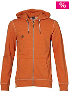 ONEILL WETSUITS O'riginals Easy Hooded Zip Sweat orange rust
