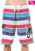 ONEILL WETSUITS PM Teamlogo MGI Boardshort blue oap white/red