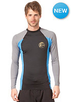 ONEILL WETSUITS Skins Graphic L/S Crew Lycra blk/brtblu/smoke