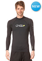 ONEILL WETSUITS Skins Hyperfreak L/S Crew Lycra blk/graph
