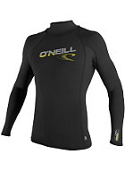 ONEILL WETSUITS Skins L/S Turtleneck black/black