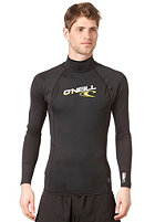 ONEILL WETSUITS Skins L/S Turtleneck Lycra black