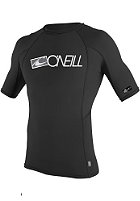 ONEILL WETSUITS Skins S/S Crew black/black