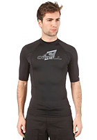 ONEILL WETSUITS Skins S/S Crew Lycra blk/blk/blk