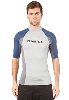 ONEILL WETSUITS Skins S/S Crew Lycra flint/smoke/fathblu