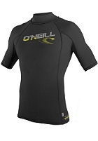 ONEILL WETSUITS Skins S/S Turtleneck black/black 