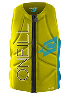 ONEILL WETSUITS Slasher Comp ylw/sky