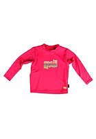 ONEILL WETSUITS Toddler Skins L/S Rash T-Shirt rouge