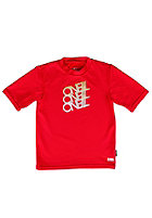 ONEILL WETSUITS Toddler Skins S/S Rash Tee red