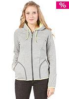 ONEILL WETSUITS Womens Aster Superfleece Jacket silver melee
