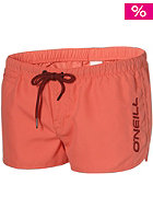 ONEILL WETSUITS Womens Chica Solid Boardshort porcelain rose