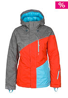 ONEILL WETSUITS Womens Coral Snow Jacket pathway