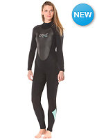 ONEILL WETSUITS Womens Epic 4/3 Full blk/graph/spyglass