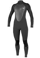 ONEILL WETSUITS Womens Epic 4/3 Wetsuit black/black