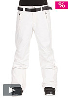 ONEILL WETSUITS Womens Escape Star Snow Pant powder/white