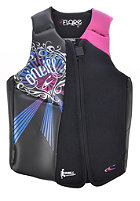 ONEILL WETSUITS Womens Flare Comp black/festival