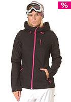 ONEILL WETSUITS Womens Frame Hyperfleece Jacket black out