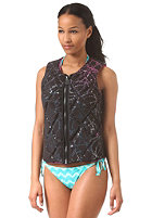 ONEILL WETSUITS Womens Gem Comp blk/bery