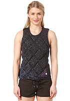ONEILL WETSUITS Womens Gem Comp Vest black/rubyblue