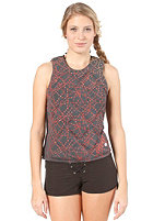 ONEILL WETSUITS Womens Gem Comp Vest graphic/black