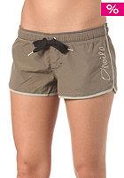 Womens PW Aloha Shorts stone olive