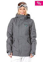 ONEILL WETSUITS Womens Rainbow Snow Jacket new steel grey