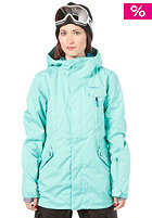 ONEILL WETSUITS Womens Rainbow Snow Jacket spearmint
