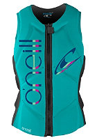 ONEILL WETSUITS Womens Slasher Comp ltaqua/graph
