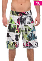 ONEILL White Beaken Boardshort white/aop