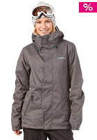 Womens 3 In 1 Jacket new steel