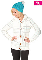 ONEILL Womens Abbot Fleece white/aop