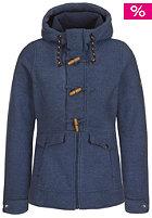 Womens Alfabravo Hyperfleece Jacket ink blue