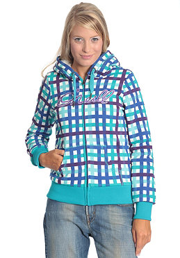 ONEILL Womens Amaterasu Superfleece blue/aop