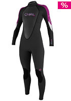 ONEILL Womens Bahia GBS 2/3 Full black/festival/white