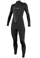ONEILL WETSUITS Womens Bahia GBS 5/3 Full black/black
