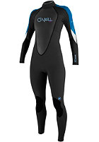 ONEILL Womens Bahia GBS 5/3 Full black/ruby blue/white