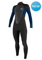 ONEILL Womens Bahia Gbs 5/4 Full Wetsuit blk/deepsea/sorbet