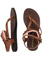 ONEILL Womens Batida Sandal coffee brown
