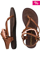ONEILL Womens Batida Sandal coffee brown