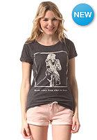ONEILL Womens Break Away S/S T-Shirt black out