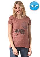 ONEILL Womens Break Away S/S T-Shirt fusion coral