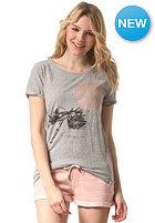 ONEILL Womens Break Away S/S T-Shirt silver melee