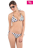 ONEILL Womens Checkmaid Triangle B-Cup Bikini white/aop