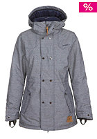 ONEILL Womens Chillout Parka Snow Jacket pathway