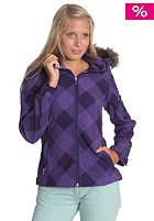 ONEILL Womens Chinatsu Hyperfleece purple/aop