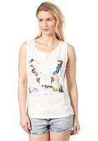 ONEILL Womens Cloudy Tank Top powder white
